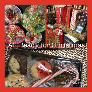 Christmas Cookies and Presents