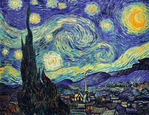 "Van Gogh ""Starry Sky"""