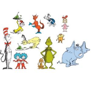 Dr. Seuss images