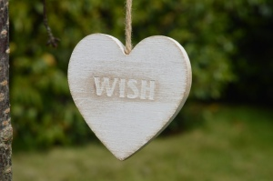 Heart, wish