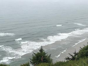 Pacific Ocean 2018 at Oceanside,Oregon