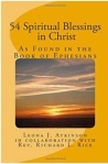 54 Spiritual Blessings in Christ book by Leona J.Atkinson