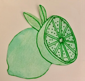 A Lime drawing