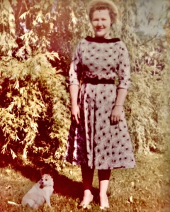 My mother 1959