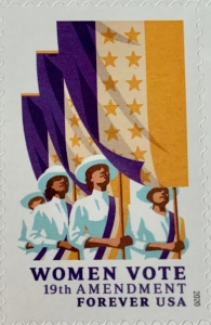 USPS Womens Rights Stamp 2020